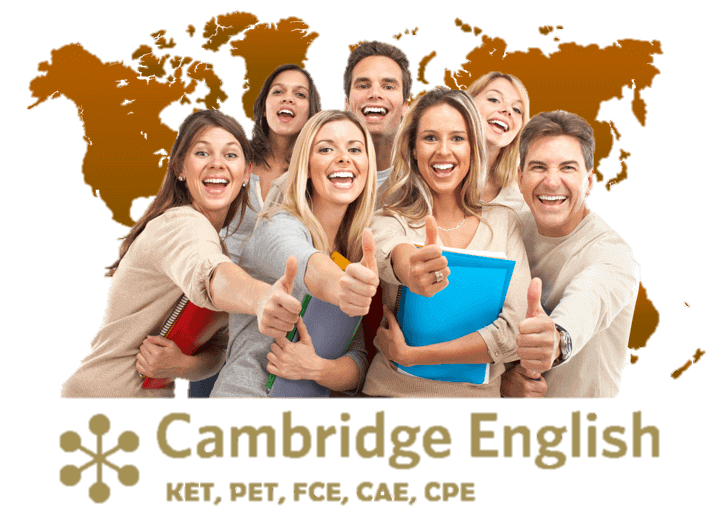 Cambridge - دوره آمادگی آزمون های کمبریج - KET, PET, FCE, CAE, CPE