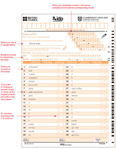 ielts Answersheet for LIstening Section 234x300 - ielts-Answersheet-for-LIstening-Section