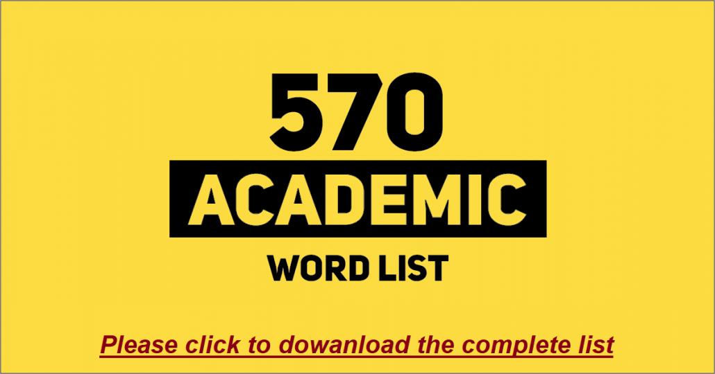 لغات آکادمیک