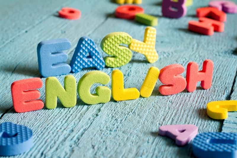 یادگیری واژگان زبان انگلیسی